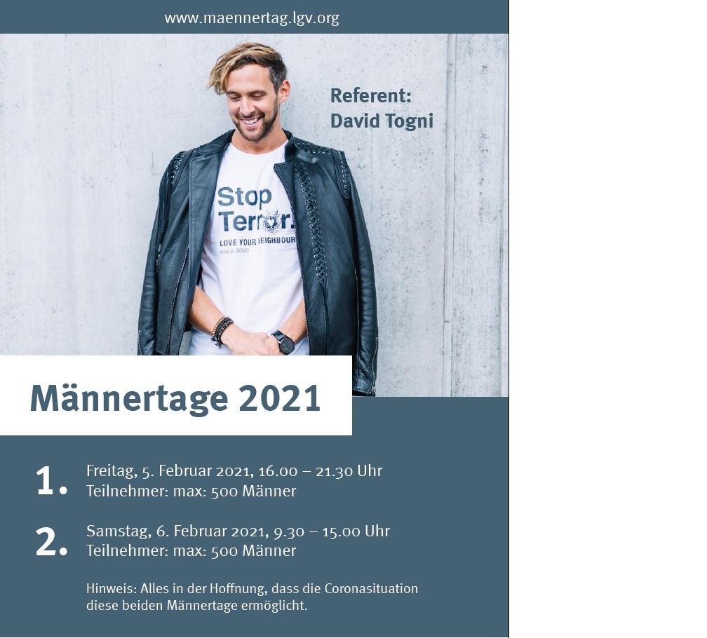 Männertag 2021